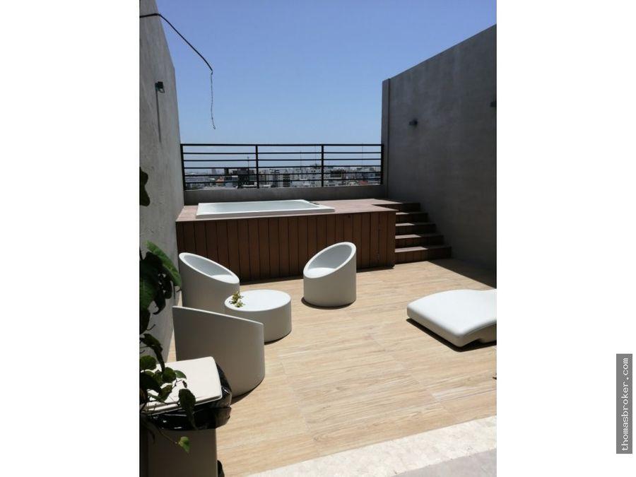 apartamento 1hab moderno carea social rooftop