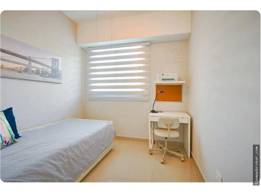 apartamentos 1hab cestudio amueblado naco