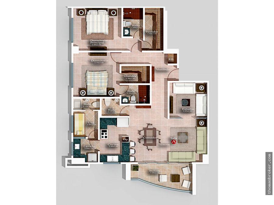 apartamentos de lujo 2hab listos 2022 naco
