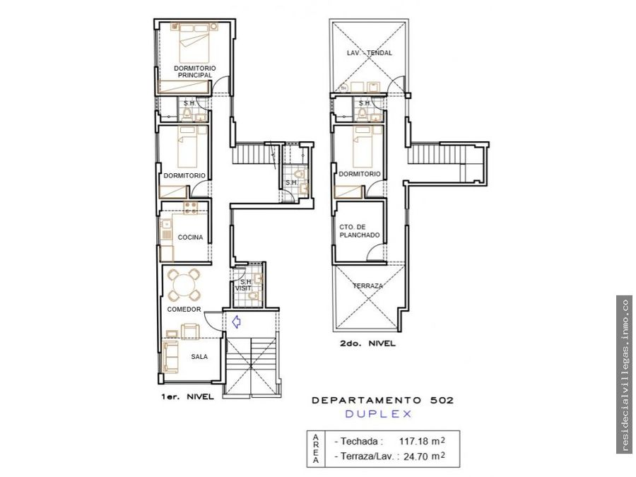 pre venta duplex departamentos lima san luis