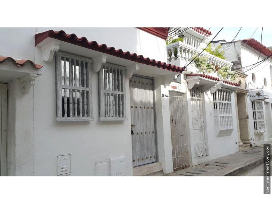 casa boutique habitaciones en cartagena