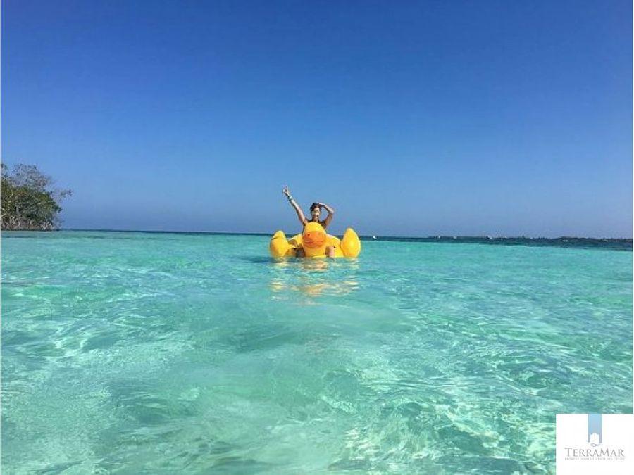 plan turistico a isla mucura