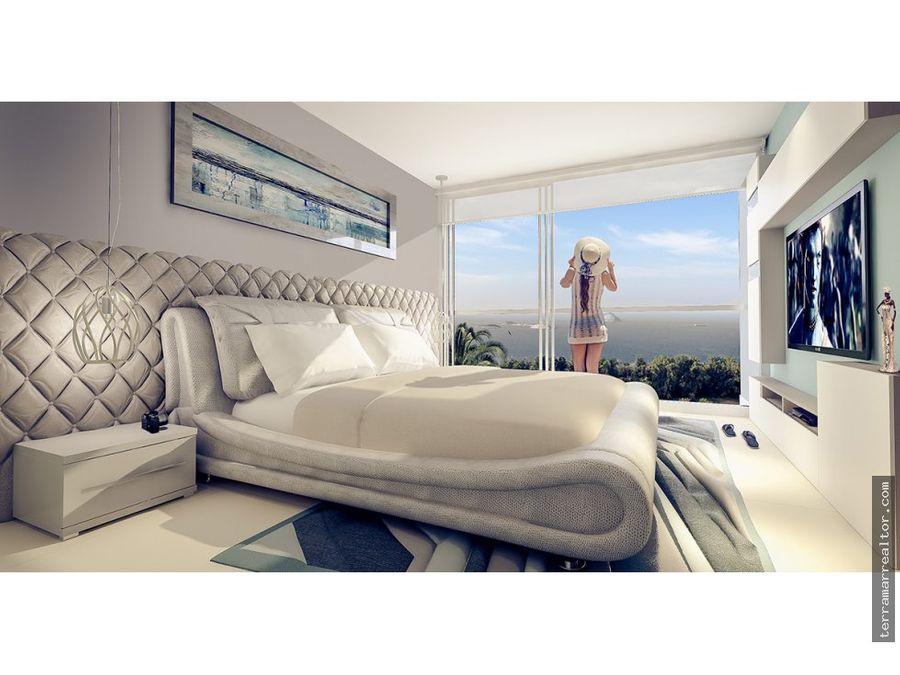 venta apartamentos en cartagena con vista al mar