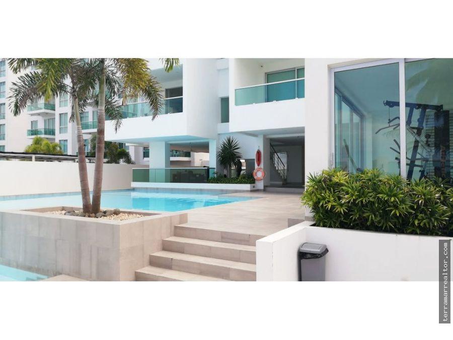 apartamento frente al mar covenas para max 10 p