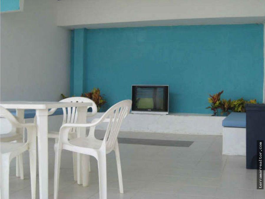 cabanas para 6 personas con piscina y playa