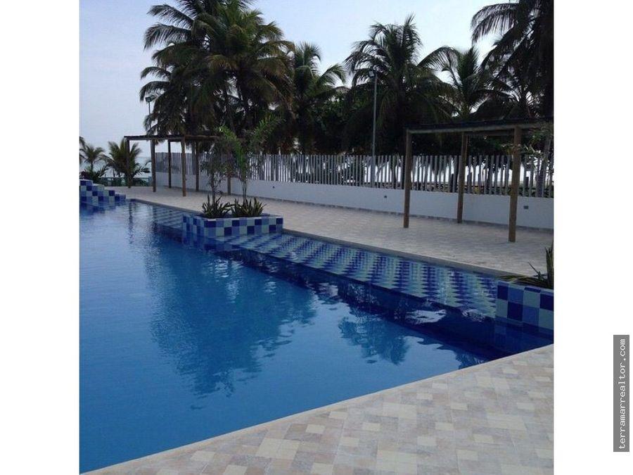 apartamento en covenas con piscina 10 pax