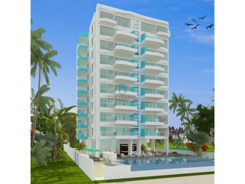 tropical blue apartamentos sobre planos covenas