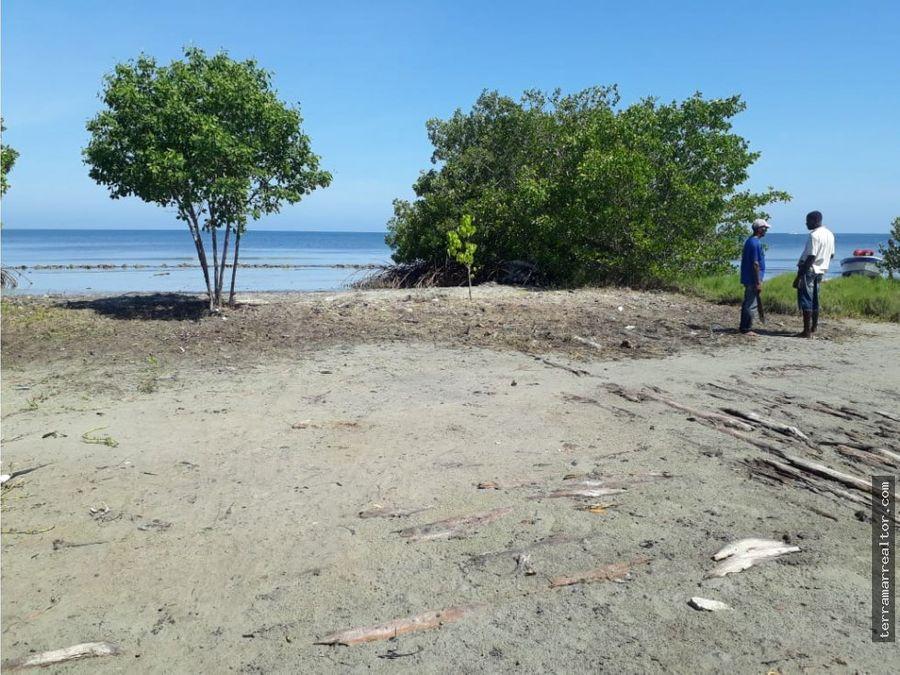 venpermuto lote en boqueron isla san bernardo