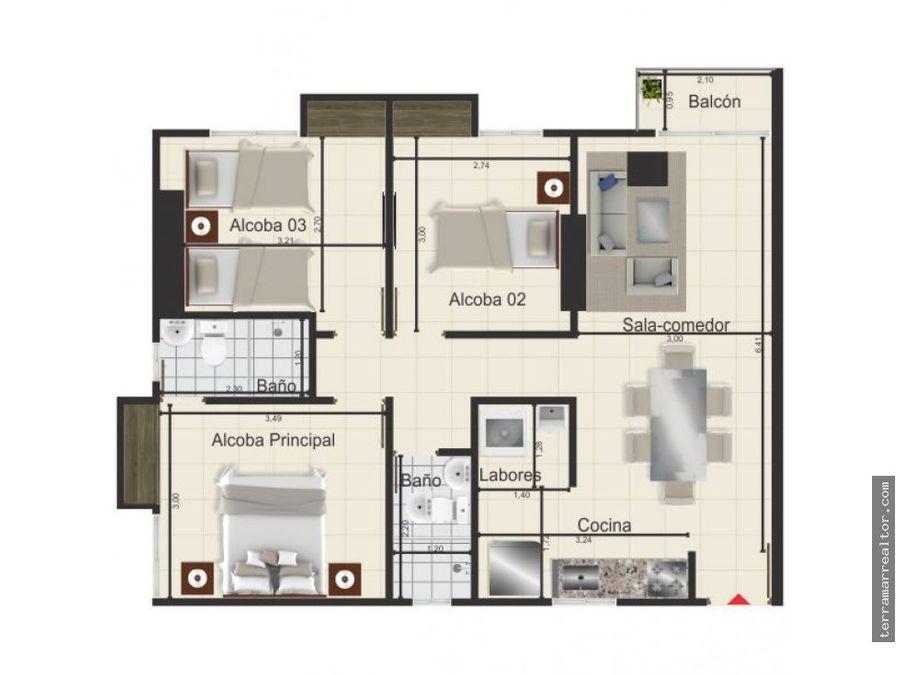 venta de apartamentos en monteria baviera