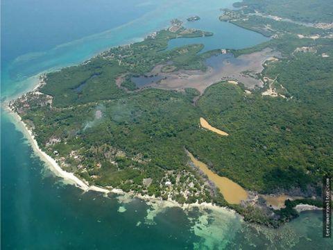 venta de lote en isla baru cartagena