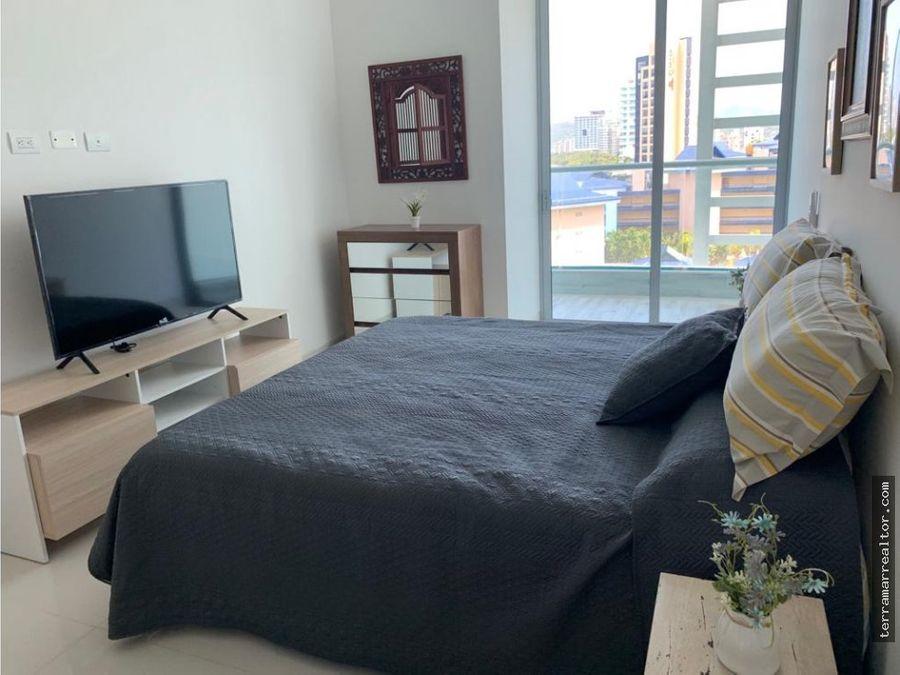 alquiler de apartamento en santa marta 8 personas