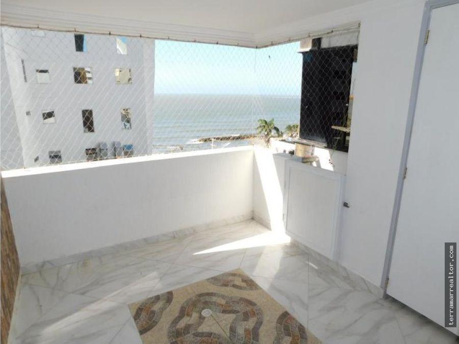 apartamento en venta cerca al mar en cartagena bocagrande