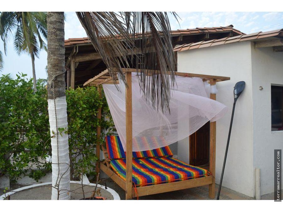 cabanas en playas del frances venta