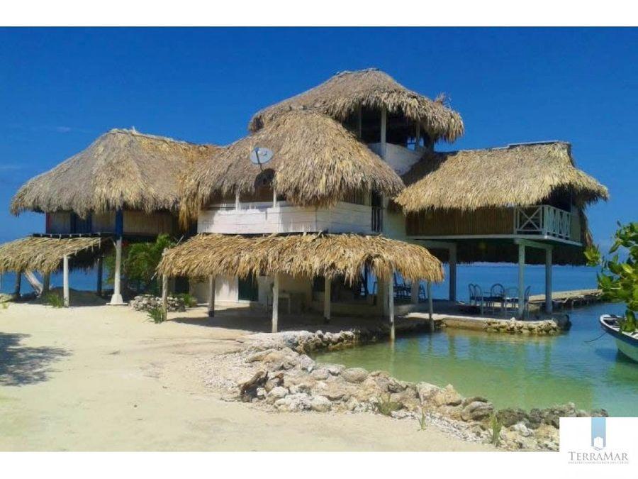 alquiler de cabanas en isla tintinpan