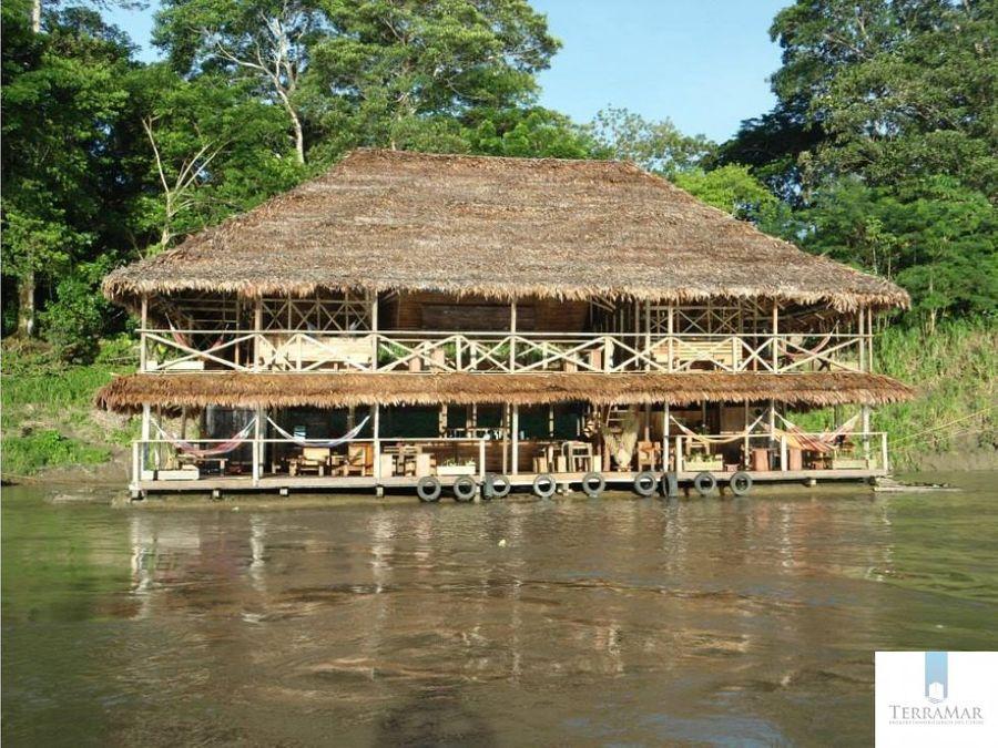 tour por el amazonas ecoturismo