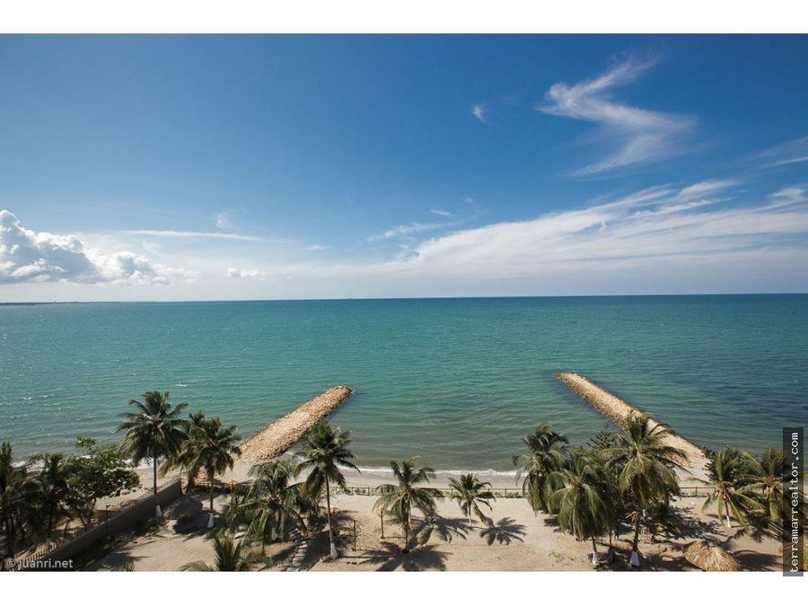 alquiler apartamento para 7 personas frente al mar