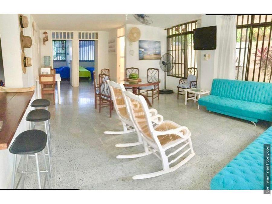 venta de apartamento en covenas frente al mar