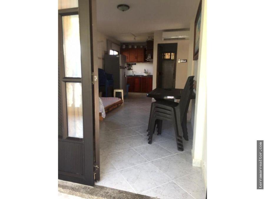 apartamento en venta frente al mar en tolu