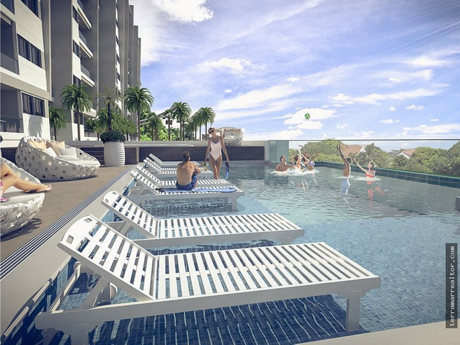 apartamentos en cartagena vista al mar