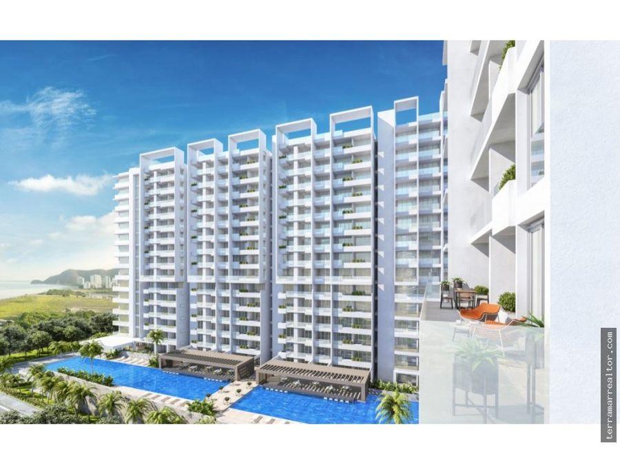 apartamentos sobre planos economicos santa marta