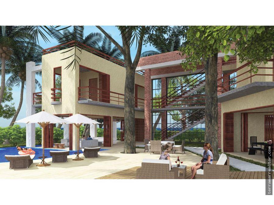casas marinas y lotes en baru condominio