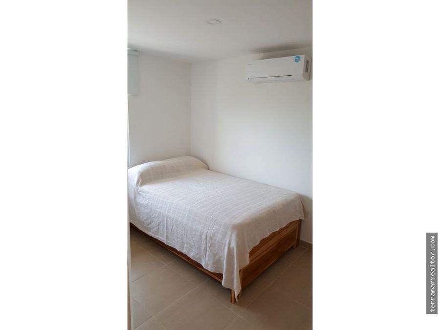 alquiler apartamento amoblado en covenas
