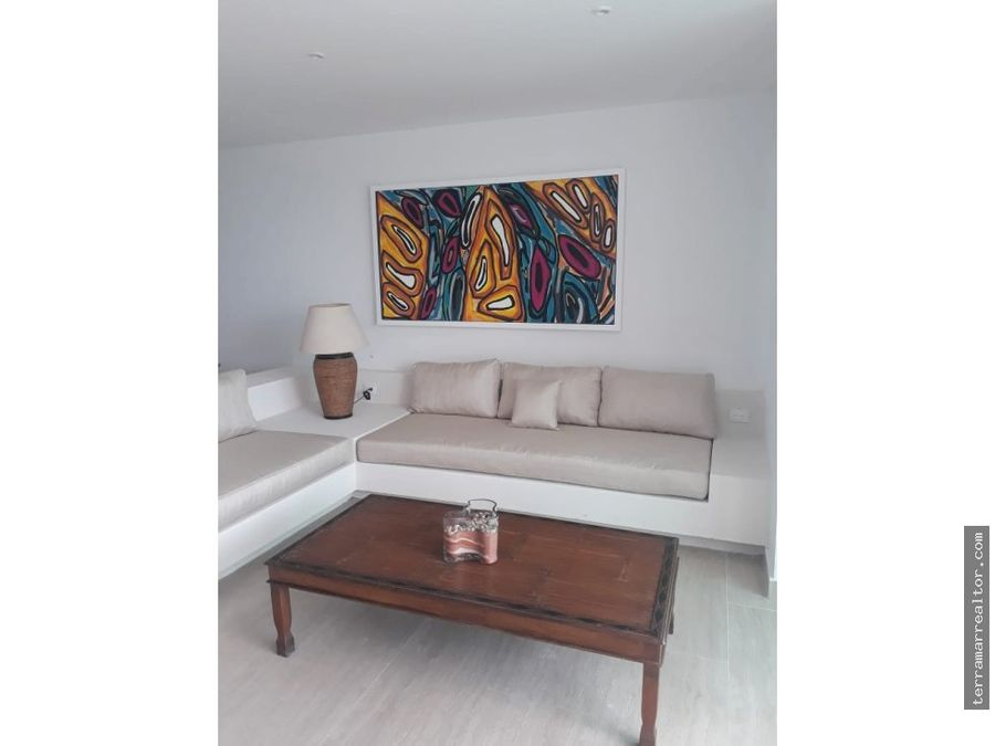 alquiler espectacular apartamento en covenas