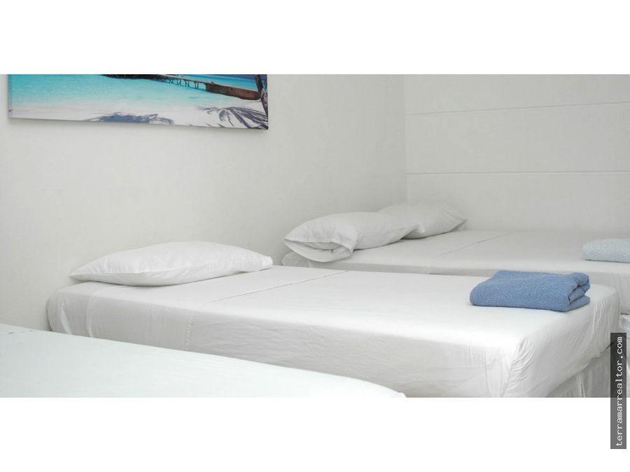 alquiler de habitaciones en covenas frente al mar