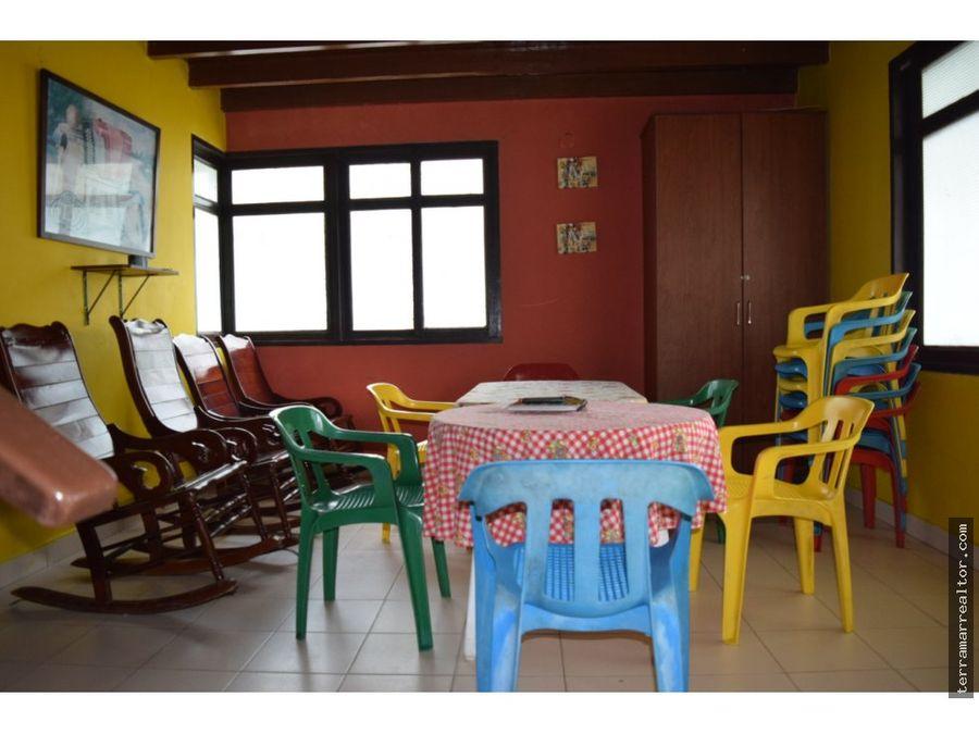 alquiler cabana frente al mar 12 a 15 personas