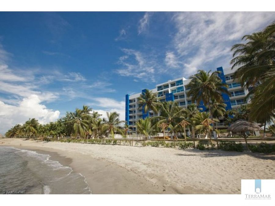 venta apartamentos frente al mar en covenas
