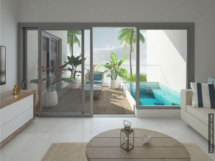 venta de apartamentos cerca al mar punta cana