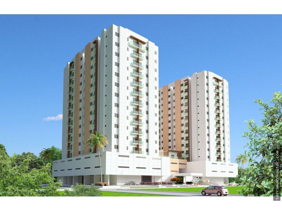 apartamentos sobre planos en monteria monteverde