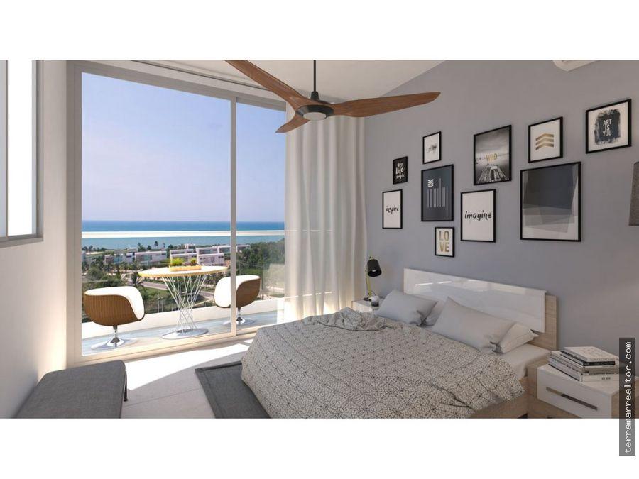 apartamentos frente al mar cartagena