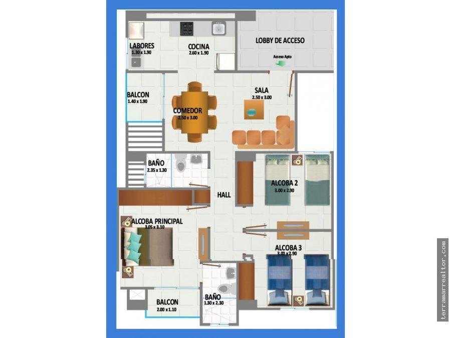 venta apartamentos en monteria margen izquierda