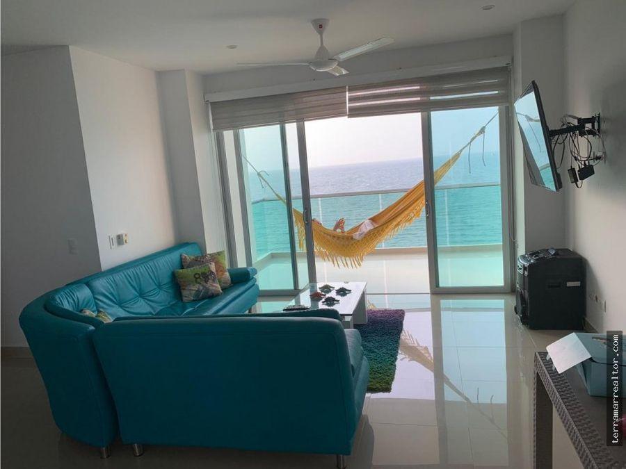apartamento frente al mar covenas