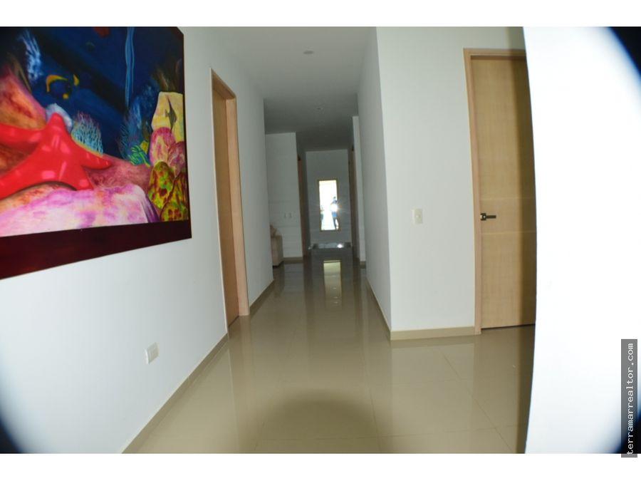 apartamento frente al mar en covenas tipo penthouse
