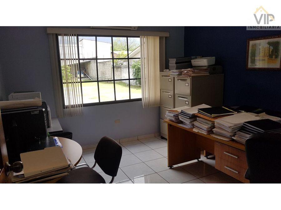 oficina amueblada en renta en san pedro sula