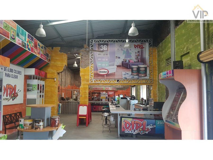 local comercial primera calle san pedro sula