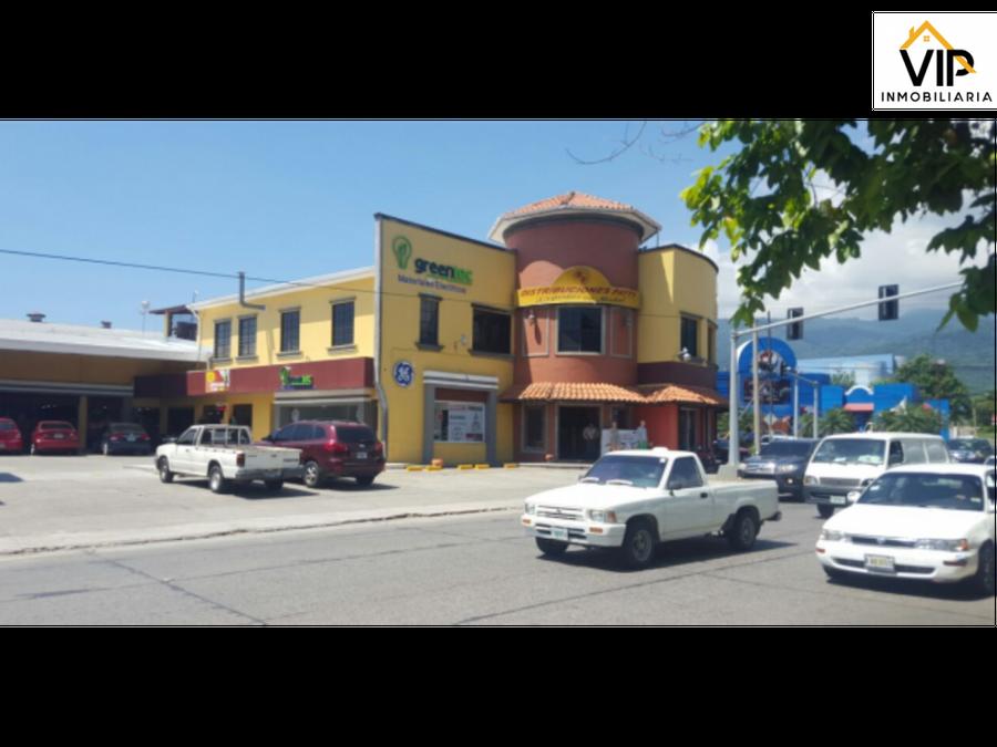 locales en renta plaza isabella san pedro sula