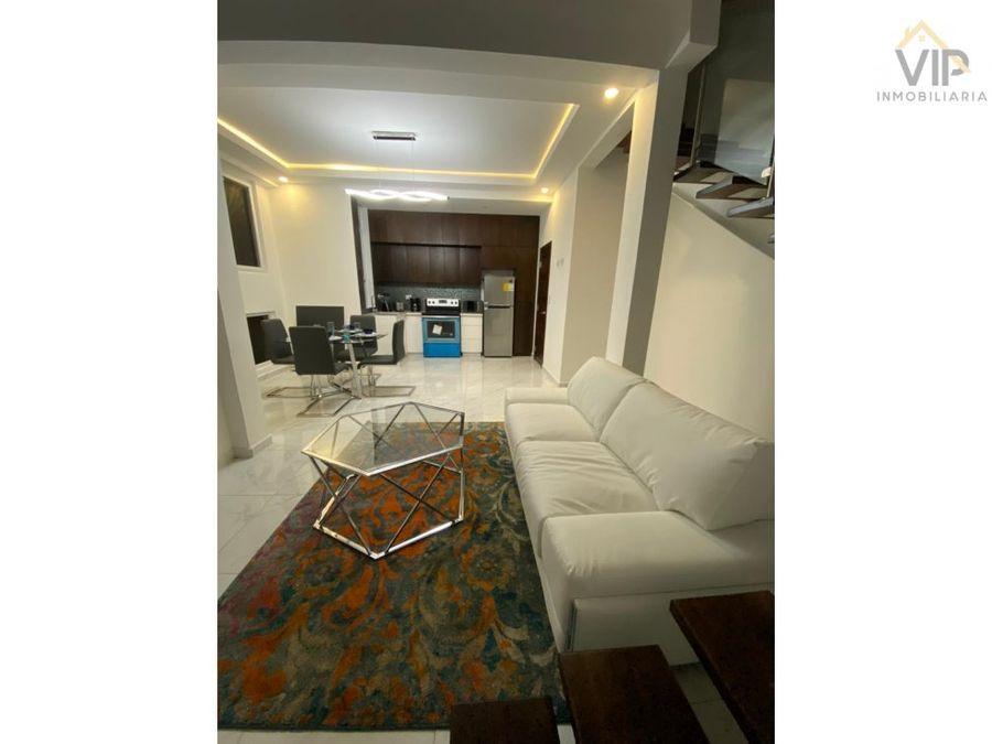 apartamento amueblado san pedro sula 1 habitacion
