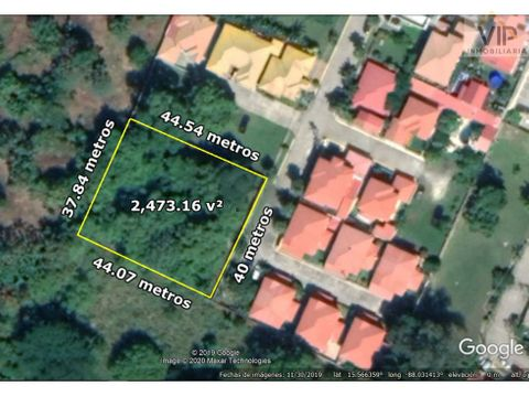 terreno para desarrollo residencial san pedro sula