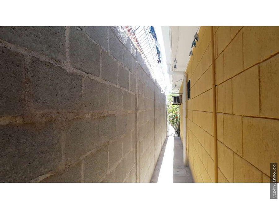 casa en real del puente san pedro sula honduras