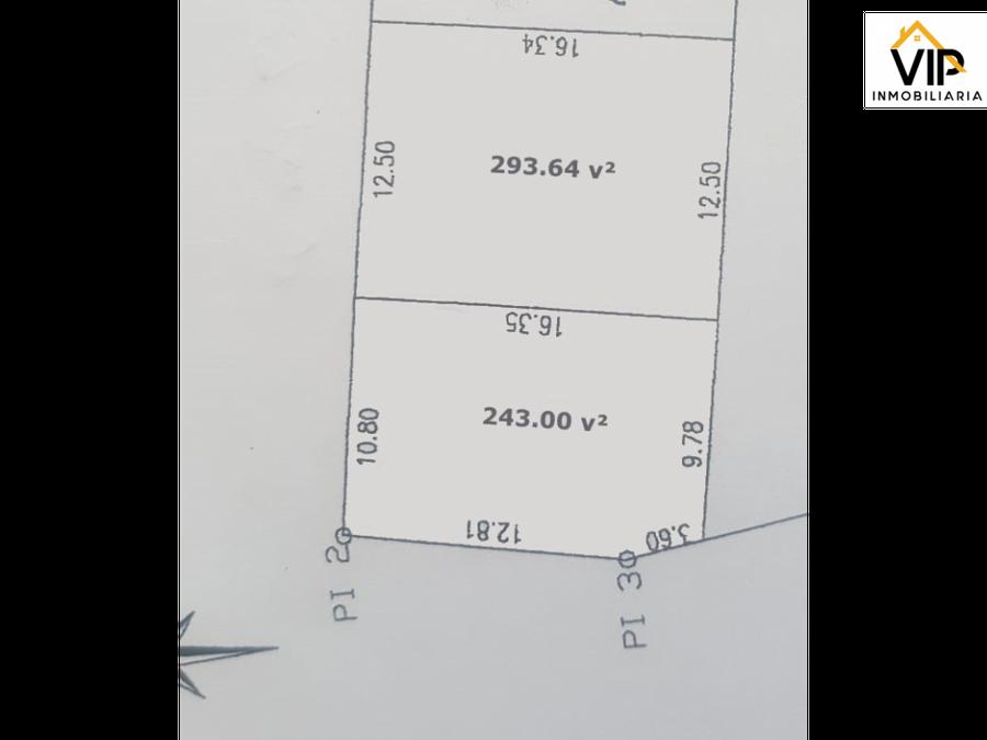 terreno en venta montefresco san pedro sula