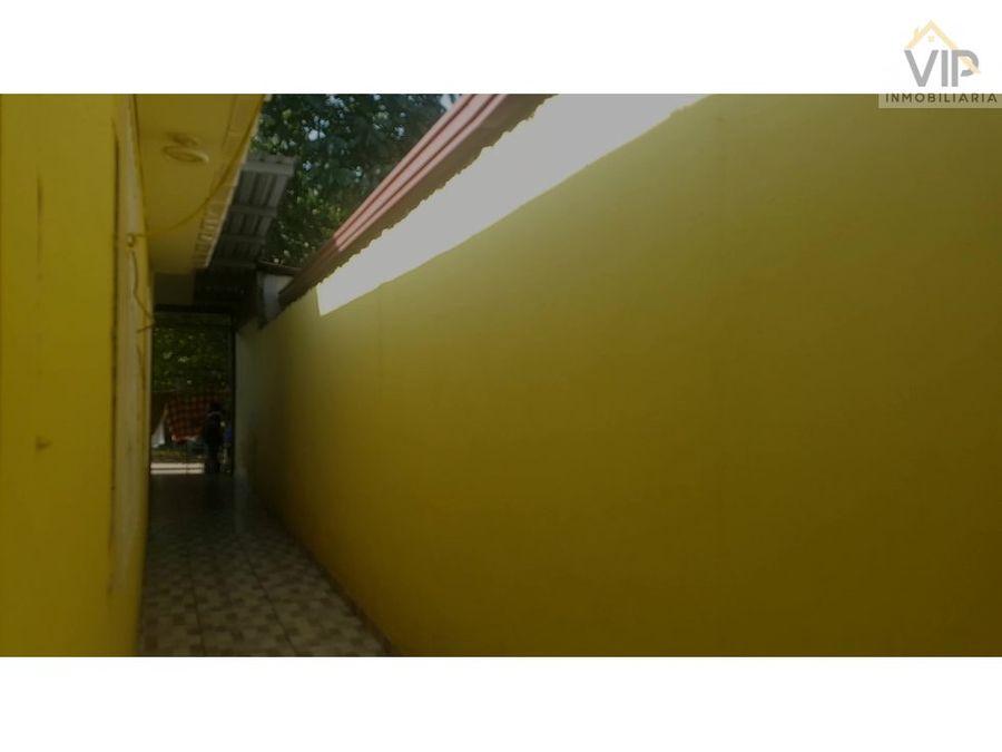 casa en venta en montefresco san pedro sula