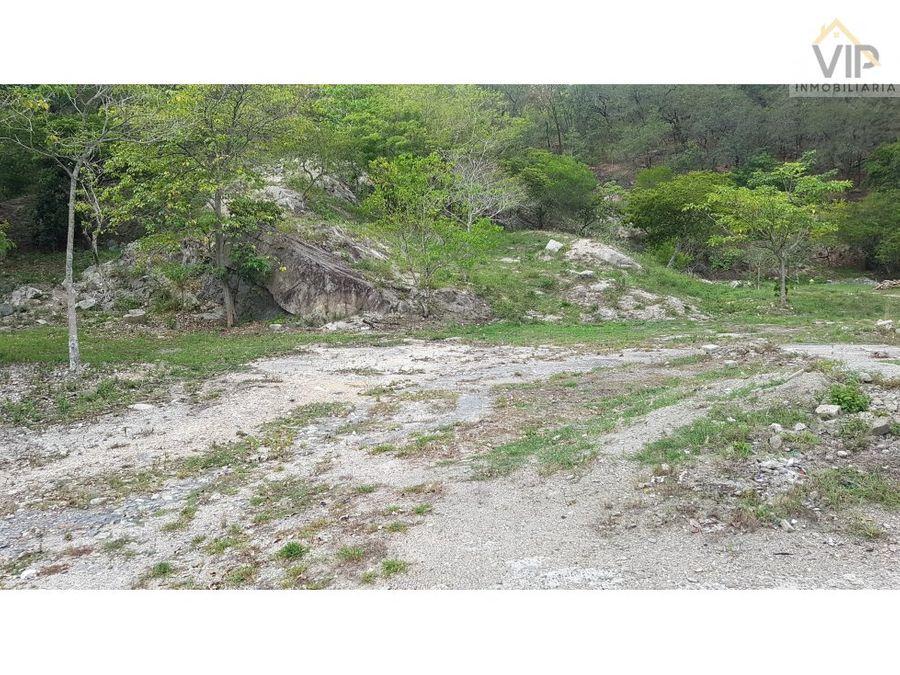 terreno choloma cortes honduras