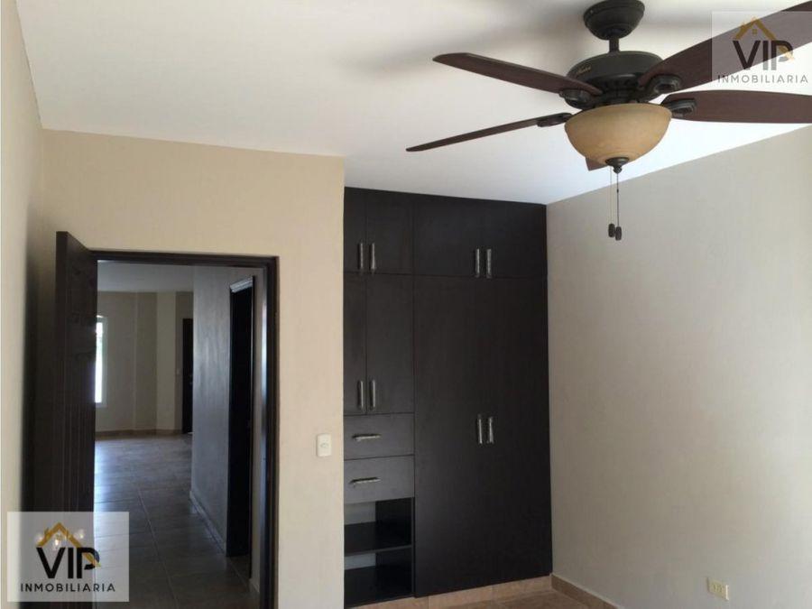 apartamento renta via seran san pedro sula