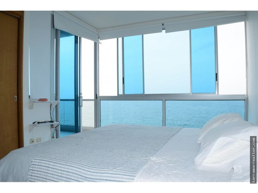 alquilo apto duplex covenas frente al mar