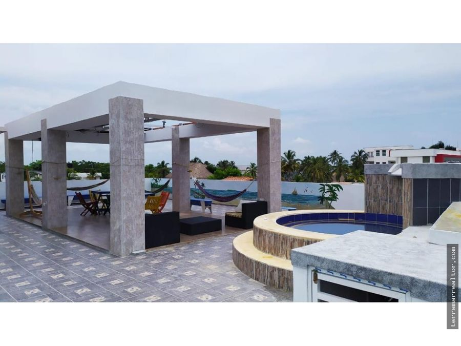 venta de hotel en san antero con piscina