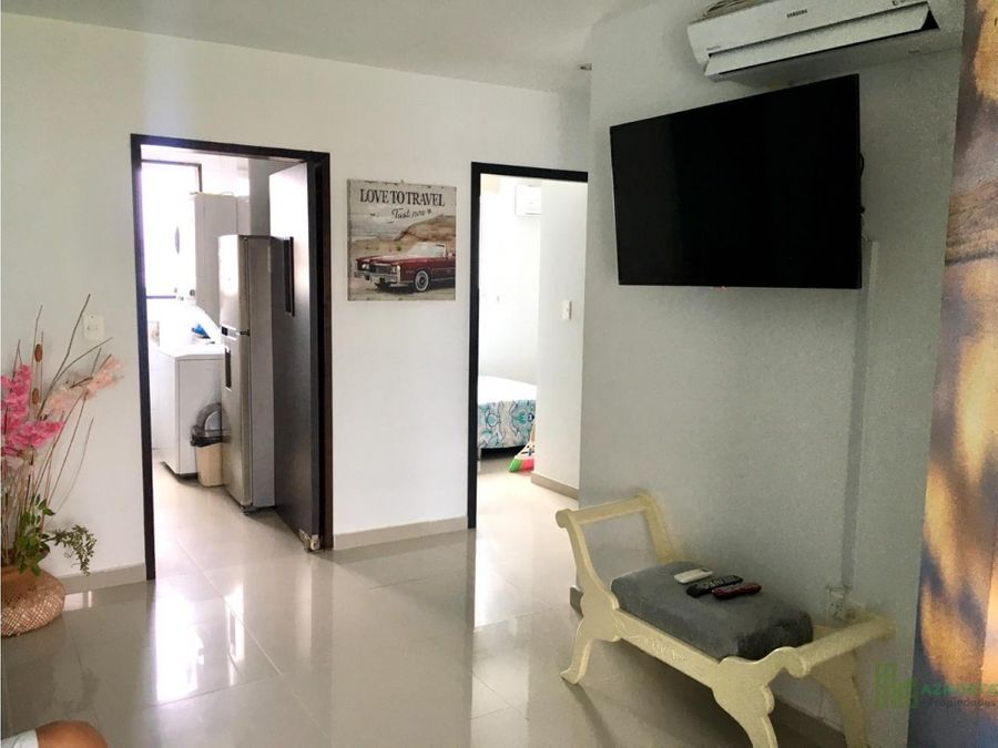 apartamento en venta villa santos