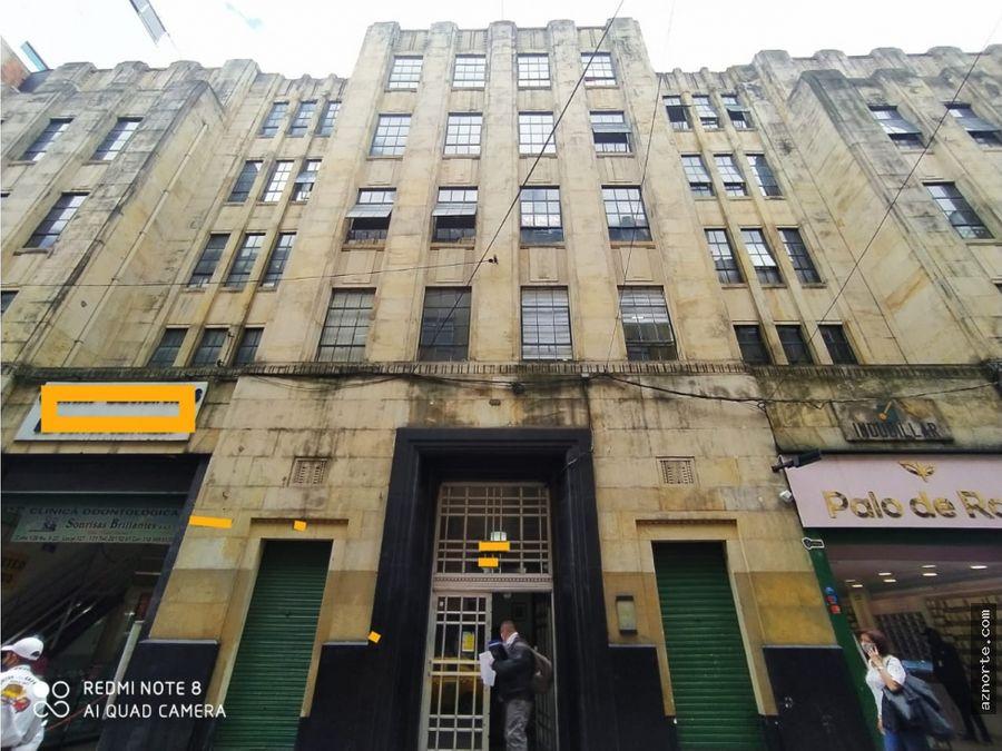oficina bogota edificio vasquez